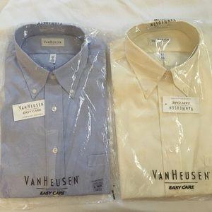 Van Heiden long sleeve dress shirts 2